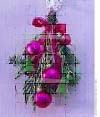 xmas decoration craft project for kids 1