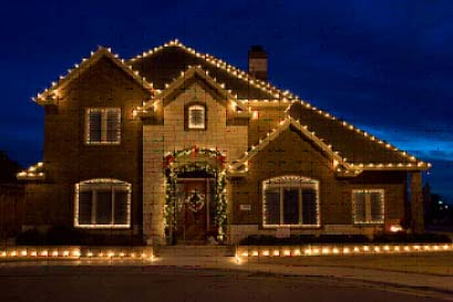 your yard will save with led xmas lights 38