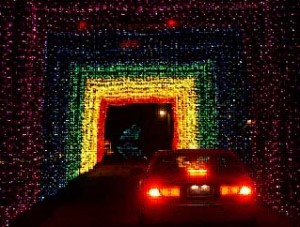 Create a Festival with Outdoor Christmas Lights 1