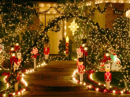 outdoor christmas lights selection - Commercial Grade Outdoor Christmas Decorations